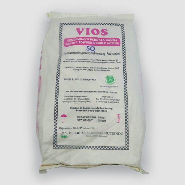 Baking Powder VIOS Super Quality 25kg