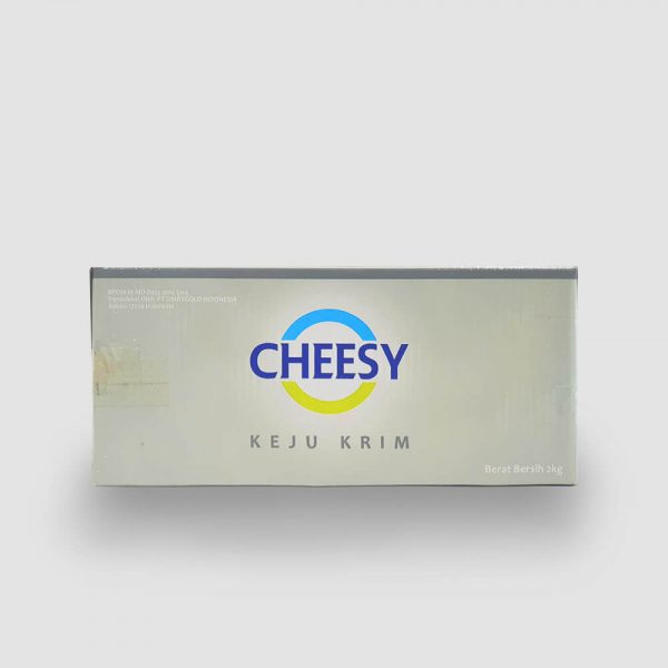 Cheesy Cream Cheese Natural 2kg