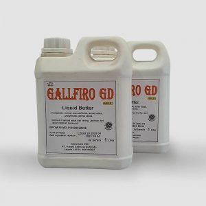 Liquid Butter Blend Gallfiro Gold 1L