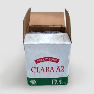 Meses Clara A2 Coklat 12.5kg