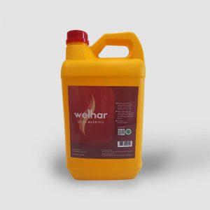 Welhar Soya Bean Oil 5L